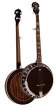 Barnes and Mullins Banjo 5 String Electro. Rathbone Model  BJ400E